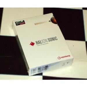 Steinberg Halion Sonic スタインバーグ ハリオン ソニック|直輸入品|audio-mania