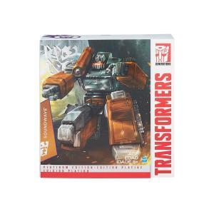 Hasbro Transformers Platinum Edition Soundwave ハズブロ トランスフォーマー サウンドウェーブ フィギュア 直輸入品|audio-mania