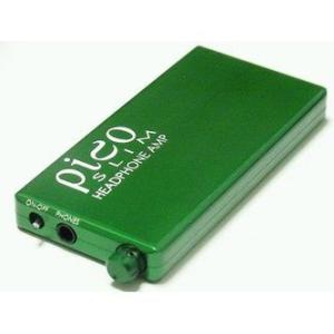 Headamp ヘッドホンアンプ Pico Slim USB Green ヘッドアンプ ピコ スリム|audio-mania