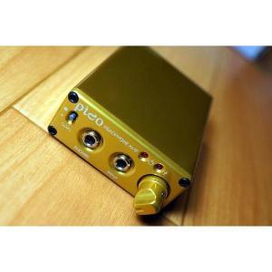 Headamp ヘッドアンプ ヘッドホンアンプ ポータブル Pico USB DAC/Amp Gol...