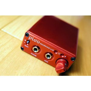 Headamp ヘッドホンアンプ Pico USB DAC/Amp Orange ヘッドアンプ ピコ オレンジ|audio-mania