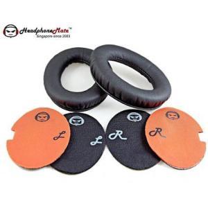 HeadphoneMate ヘッドホンメイト Bose Quiet Comfort15 イヤーパッド 交換用|QuietComfort|QC15|audio-mania