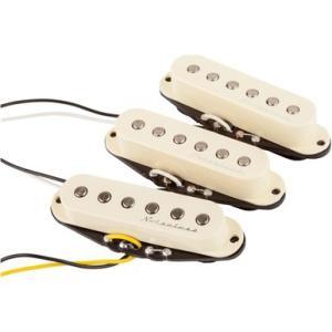Fender ピックアップ Hot Noiseless Single Coil pickup set フェンダー ホットノイズレス|直輸入品|audio-mania