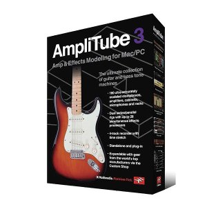 IK Multimedia AmpliTube 3 ダウンロード版|直輸入品|audio-mania