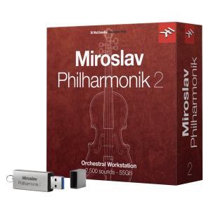 IK Multimedia Miroslav Philharmonik 2 オーケストラ・サウンド・コレクション|直輸入品|audio-mania