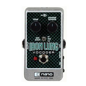Electro Harmonix エフェクター Iron Lung ギター用 vocoder|直輸入品|audio-mania