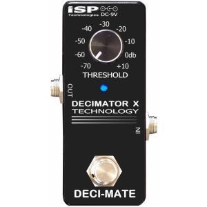 isp Technologies DECI-MATE MICRO DECIMATOR PEDAL|直輸入品||audio-mania