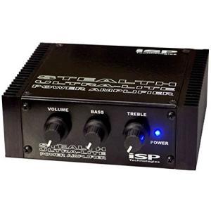 isp Technologies Stealth Ultra Lite コンパクト パワーアンプ ISPテクノロジーズ ステルス|直輸入品||audio-mania