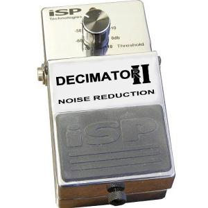 isp Technologies Decimator II Noise Reduction ノイズリダクション ノイズサプレッサー ノイズゲート|audio-mania