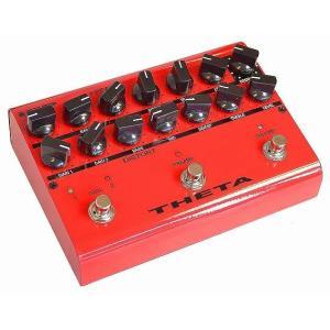 isp Technologies Theta シータ ノイズリダクション 搭載 3ch プリアンプ ディストーション ギター エフェクター|直輸入品|audio-mania