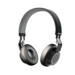 Jabra ジャブラ ヘッドホン ヘッドフォン Bluetooth ワイヤレス 高音質 マイク Move WIRELESS Black │ 直輸入品 audio-mania