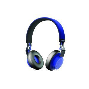 Jabra ジャブラ ヘッドホン ヘッドフォン Bluetooth ワイヤレス 高音質 マイク Move WIRELESS Blue │ 直輸入品 audio-mania