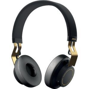 Jabra ジャブラ ヘッドホン ヘッドフォン Bluetooth ワイヤレス 高音質 マイク Move WIRELESS Gold │ 直輸入品 audio-mania