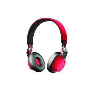 Jabra ジャブラ ヘッドホン ヘッドフォン Bluetooth ワイヤレス 高音質 マイク Move WIRELESS Red │ 直輸入品 audio-mania