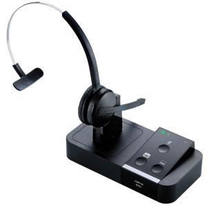 Jabra PRO 9450 MONO BT HEADSET AND BASE DECT 1.9GHZ  ヘッドセット  9450-65-507-105 直輸入品 audio-mania