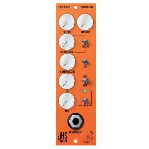 JHS Pedal Pulp N Peel 500 コンプレッサー ディストーション イコライザー│直輸入品|audio-mania