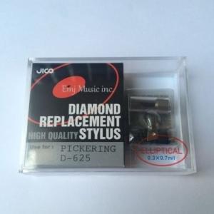 日本精機宝石工業 (JICO) ピカリング D625用交換針 (ダエン針) 174-D62 audio-mania
