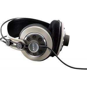 AKG ヘッドホン K242 HD スタジオ モニター ヘッドフォン K242HD K-242 直輸入品 audio-mania