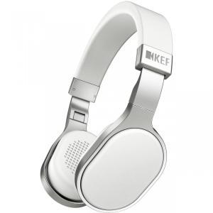 KEF ヘッドホン 有線 高音質 マイク付き ヘッドフォン M500 (White) │ 直輸入品 audio-mania