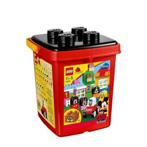 LEGO レゴ Duplo デュプロ Mickey Mouse and Friends デュプロ ミッキー&フレンズのバケツ 10531|直輸入品|audio-mania