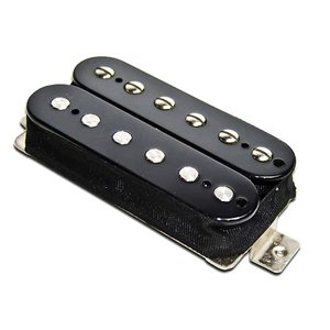 Lindy Fralin リンディフレーリン ピックアップ ハムバッカー Humbucker Pure PAF 7.5K Black Gibson audio-mania