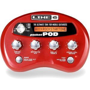 Line6 アンプシミュレーター POCKET POD|audio-mania