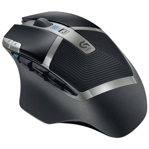 Logitech G602 ワイヤレス ゲーミングレーザーマウス 910-003820|直輸入品|新品|audio-mania