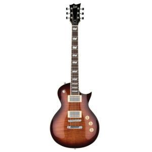 LTD EC-256 Dark Brown Sunburst DBSB レスポール タイプ エレキギター EC256|直輸入品|audio-mania
