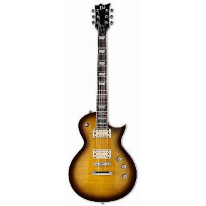 アウトレット品 LTD EC-401VF DMZ TSB レスポール タイプ エレキギター タバコサンバースト EC401 VF EC-401|直輸入品||audio-mania