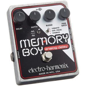 Electro Harmonix エフェクター Memory Boy コーラス アナログ ディレイ / メモリーボーイ |直輸入品|audio-mania