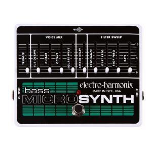 Electro Harmonix エフェクター Bass Micro Synth|直輸入品|audio-mania