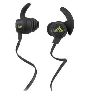Monster モンスター イヤホン 有線 adidas Sport Response by Monster アディダス コラボレーション グレイ|直輸入品|audio-mania