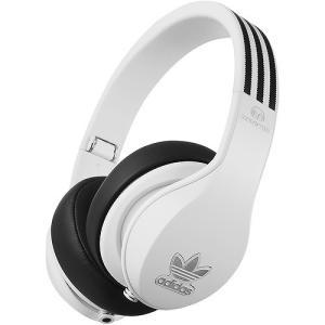 Monster  モンスター ヘッドホン 有線 高音質 マイク付き adidas アディダス White おしゃれ|直輸入品|audio-mania