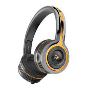 Monster モンスター ヘッドホン Bluetooth ワイヤレス マイク付き ヘッドフォン Roc Sport Freedom クリスティアーノ・ロナウドコラボ  |直輸入品|audio-mania