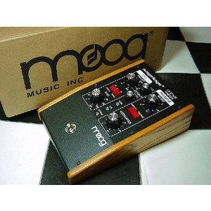 Moog エフェクター Mooger Fooger MF-103 MF103|直輸入品|audio-mania