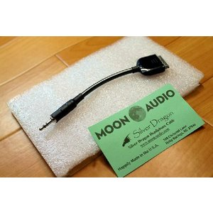 Moon Audio Silver Dragon V3 Black 20cm|audio-mania