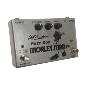 Morley モーリー Cliff Burton Fuzz Box METALLICA|直輸入品|audio-mania