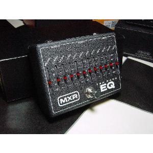 MXR エフェクター 10-Band Graphic EQ M-108 M108|直輸入品|audio-mania