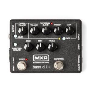 MXR Bass D.I.+ M-80 M80|直輸入品|audio-mania
