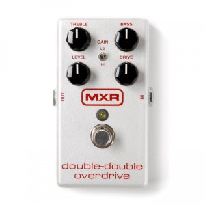 MXR エフェクター Double-Double Overdrive M250|直輸入品