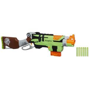 Hasbro Nerf Zombie Strike SlingFire ゾンビストライクブラスター ポイント  A65632211|直輸入品|ハズブロ|audio-mania