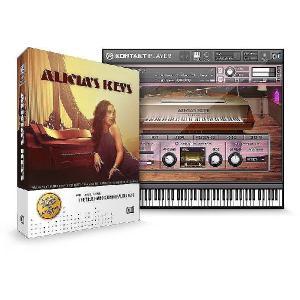 Native Instruments ネイティブインストゥルメンツ Alicia's Keys Komplete アリシアキーズ Alicia|audio-mania