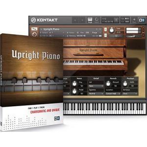 Native Instruments ネイティブインストゥルメンツ Upright Piano アップライトピアノ アップライト ピアノ 音源|audio-mania