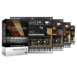 Native Instruments ネイティブインストゥルメンツ Classic Piano Collection クラシック ピアノ|audio-mania