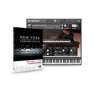 Native Instruments ネイティブインストゥルメンツ New York Concert Grand ニューヨーク コンサート グランド|audio-mania
