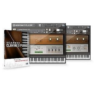 Native Instruments ネイティブインストゥルメンツ Scarbee Clavinet/Pianet クラビネット|直輸入品|新品|audio-mania
