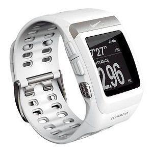 ランニングウォッチ ナイキ スポーツウォッチ Nike+ SportWatch GPS White/Silver ホワイト シルバー|直輸入品|audio-mania