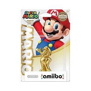 Nintendo Amiibo アミーボ Mario Gold Edition マリオ ゴールド・エディション ニンテンドー 任天堂|直輸入品|audio-mania