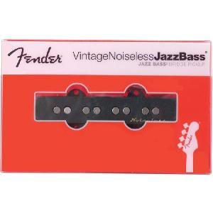 Fender フェンダー Vintage Noiseless Jazz Bass Pickup for Bridgeノイズレス ピックアップ ジャズベース用 │直輸入品|audio-mania
