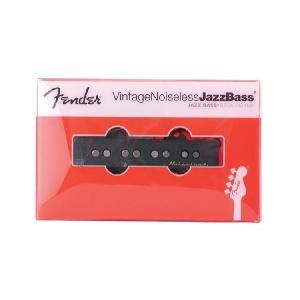 Fender フェンダー Vintage Noiseless Jazz Bass Pickup for Neck ノイズレス ピックアップ ジャズベース用 │直輸入品|audio-mania